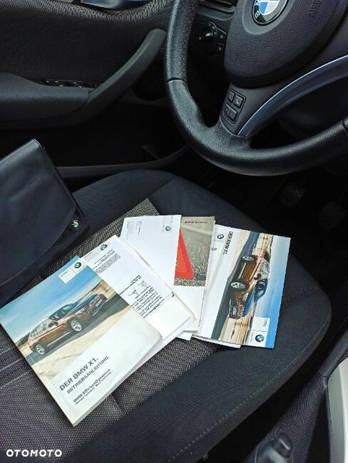 BMW X1 xDrive20d Zielona Góra - zdjęcie 11