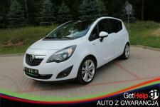 Opel Meriva • Gwarancja w cenie auta Olsztyn - zdjęcie 1