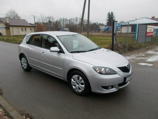 Mazda 3 Opłacona Zdrowa Zadbana Serwisowana Klimatyzacją 1Wł 100 Aut Kisielice - zdjęcie 2
