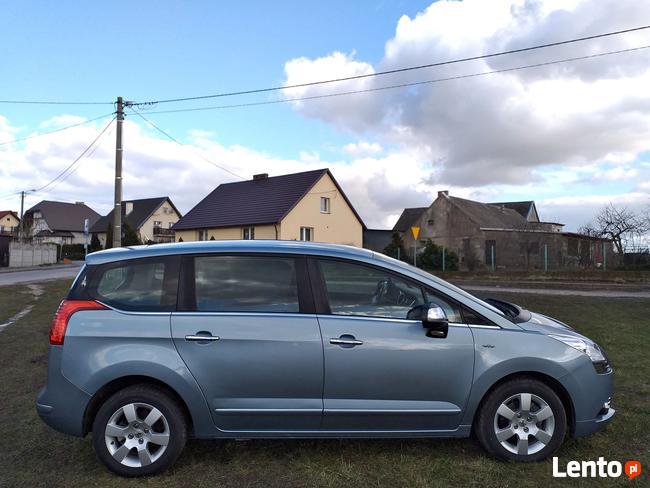 Peugeot 5008 1.6 HDI 110KM 2010r 152 tyś Chojnice - zdjęcie 5