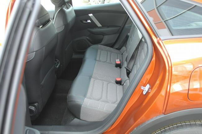 Citroen C4 130 EAT8 Feel Pack ADML Grzane fotele Piotrków Trybunalski - zdjęcie 7