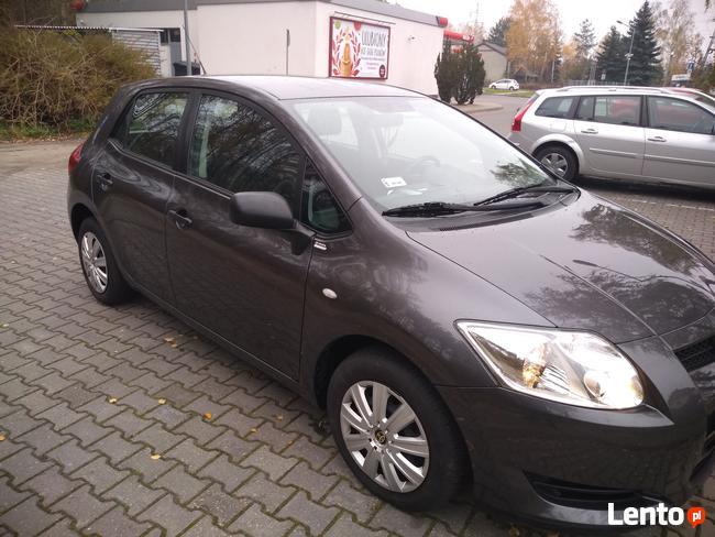 Sprzedam Toyote Auris Wołomin - zdjęcie 1