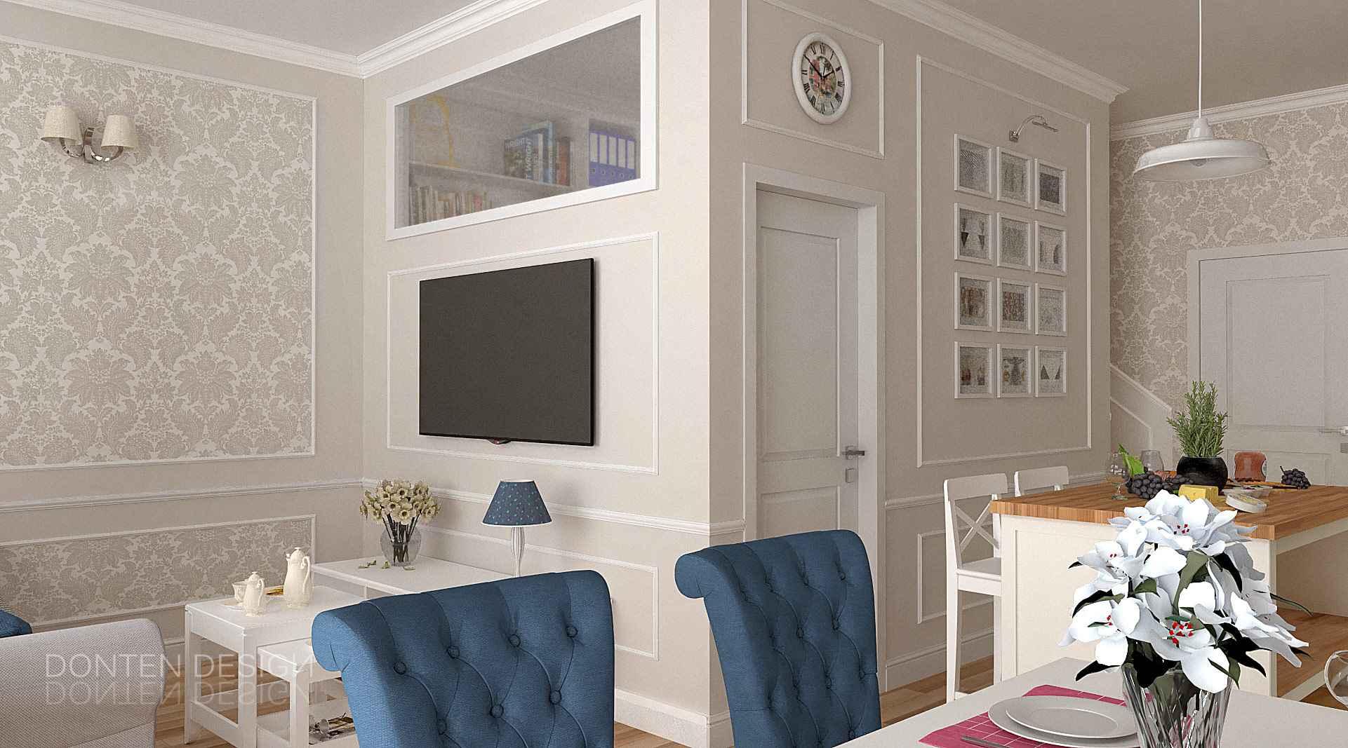Projektant wnętrz; Projektowanie wnętrz; Aranżacja wnętrz; Architekt Białołęka - zdjęcie 1