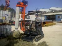 Fabrycznie nowa palownica/wiertnica TESCAR CF1 Stara Bukówka - zdjęcie 1