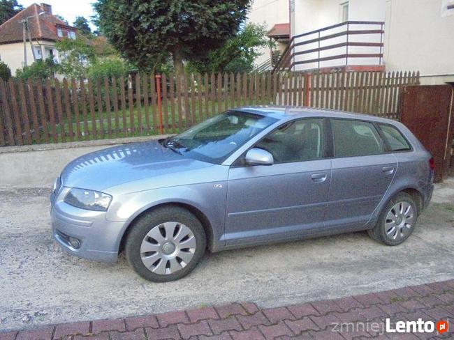 Sprzedam Audi A3 Bartoszyce - zdjęcie 1
