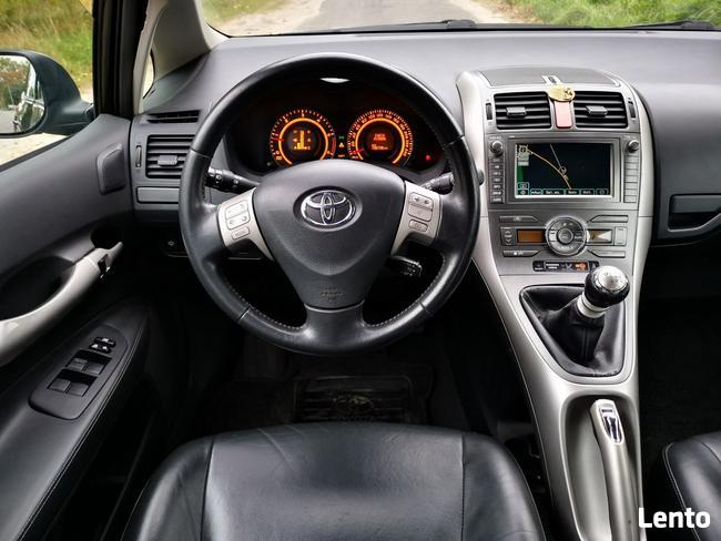 Toyota Auris 1 wlasciciel w kraju Bogata Opcja Karczew - zdjęcie 7