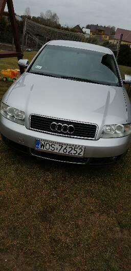 Sprzedam Audi A4 B6 2.0 Benzyna+LPG Ostrołęka - zdjęcie 5