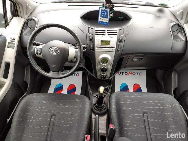 Toyota Yaris 1.3 VVT-i 87KM Climatronic*Free Hand*Ks.Serwisowa* Nowy Sącz - zdjęcie 6