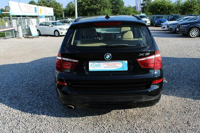 BMW X3 Salon,x-drive,automat,gwarancja,f-vat Warszawa - zdjęcie 5
