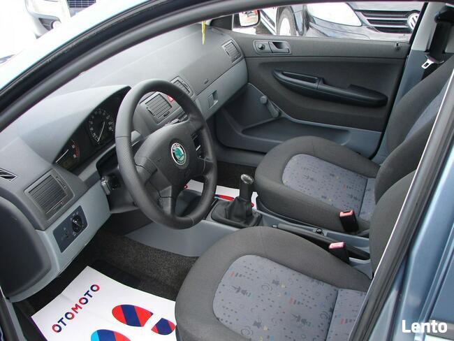 Škoda Fabia 1.2 HTP 65 KM Salon PL Piła - zdjęcie 6