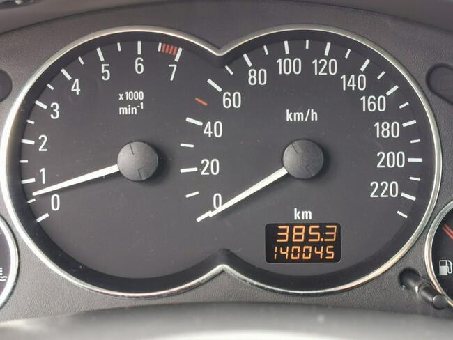 Opel Meriva 1.6 B 100 KM Jedyne 140 tys. km Klimatron z Niemiec Rzeszów - zdjęcie 8