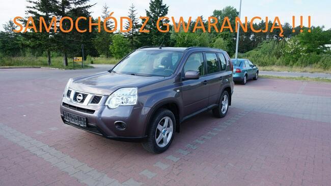 Nissan X-Trail z Niemiec opłacony. 4X4 . Gwarancja Zielona Góra - zdjęcie 1