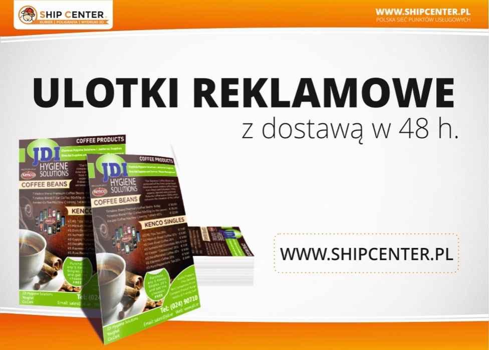 Drukarnia Czerwionka- Leszczyny  Ulotki | Banery | Wizytówki | Plakaty Czerwionka-Leszczyny - zdjęcie 1