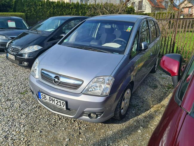 Opel Meriva z Niemiec 1,6 Benzyna 105 KM KLIMATRONIK Rzeszów - zdjęcie 1