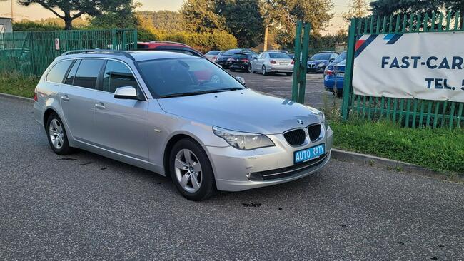 BMW 520 na prywatne raty od 1000 bez BIK KRD Kraków - zdjęcie 2