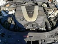 Mercedes CL 600 2008, 5.5L, uszkodzony tył Słubice - zdjęcie 9
