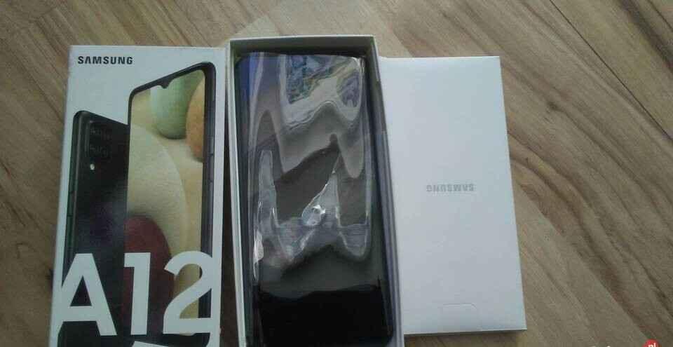 Samsung Galaxy A12 Działdowo - zdjęcie 3