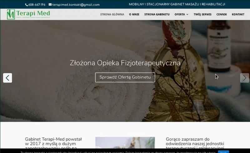 Strona internetowa -Tworzenie stron www DLA FIRM +host +domena +FB +FV Katowice - zdjęcie 5