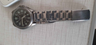 Zegarek na ręke Czerna - zdjęcie 1