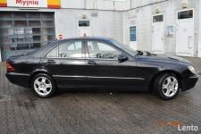 Mercedes W220  320 CDI - SALON POLSKA, KLIMA,XENNON,SKÓRY, NAVI Nowy Sącz - zdjęcie 5