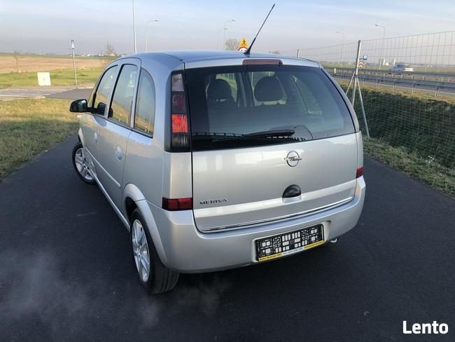 Opel Meriva 2009r 1.4 Benzyna+ LPG Klimatyzacja Gniezno - zdjęcie 6