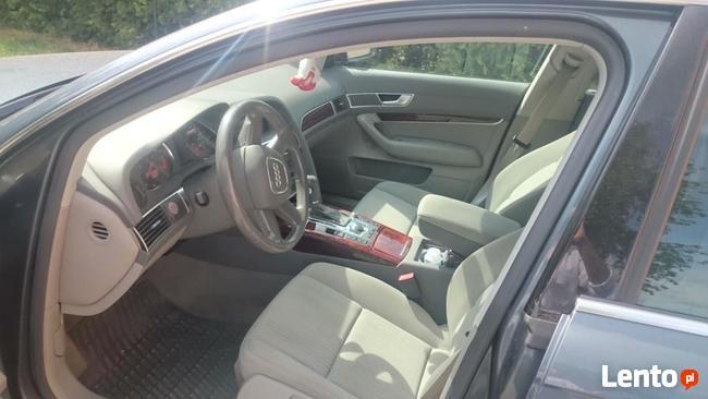 Audi A6 C6 2.4 Śródmieście - zdjęcie 5