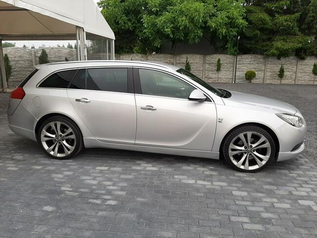 Opel Insignia 2.0 CDTI* 160 KM* AUTOMAT* Zarejestrowana* Zduńska Wola - zdjęcie 11