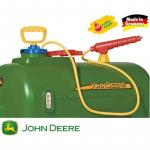 Rolly Toys rollyTrailer cysterna John Deere dwuosiowa + pompka Galiny - zdjęcie 2