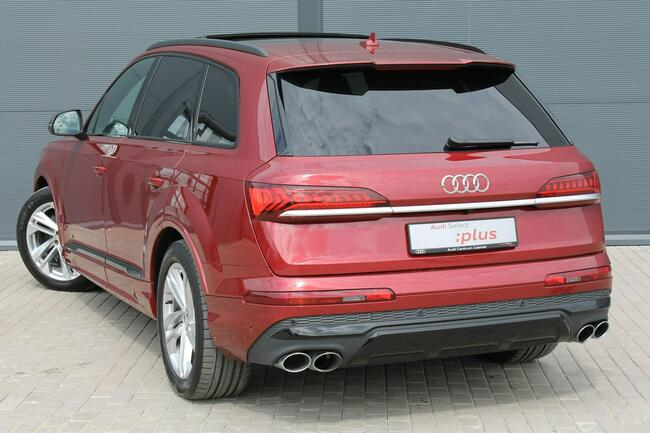 Audi SQ7 435 KM Lasery oś skrętna webasto B&O Advanced Dach panor Gdańsk - zdjęcie 5