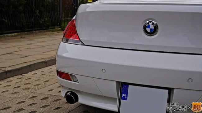 BMW 650 Japonia - Individual - Niski przebieg - Gwarancja Raty Zamiana Gdynia - zdjęcie 8
