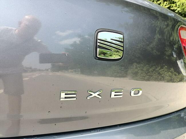 Seat Exeo 2.0 Climatronic Alu Xenon LED Navi Serwis Idealny z Niemiec Radom - zdjęcie 8