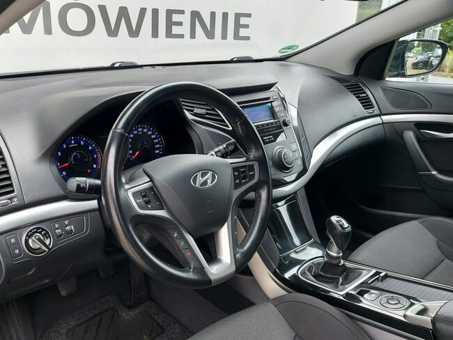 Hyundai i40 1.6 GDI benzyna 135 KM / serwis aso /  gwarancja Olsztyn - zdjęcie 9