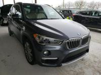 BMW X1 2017. 2.0L, 4x4, porysowany lakier Warszawa - zdjęcie 2