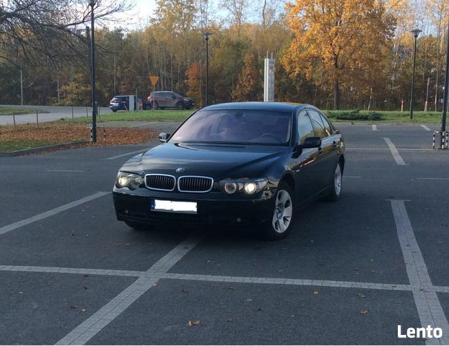 Sprzedam BMW seria 7 z 2004 roku, super stan Kobyłka - zdjęcie 1