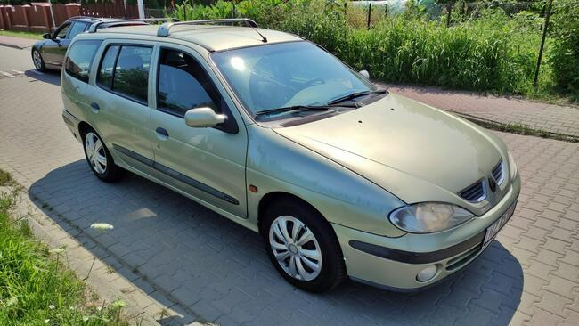 Renault Megane Salon 1.6 Benzyna GAZ Klima Jeżdżący Błonie - zdjęcie 5