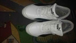 Sprzedam butylizacja puma bialo-czarny rozmiar 42 to mój ciechanow.maz Ciechanów - zdjęcie 1