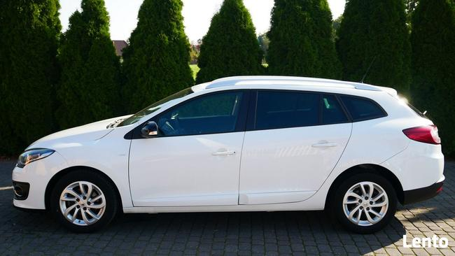 Renault Megane LIMITED 1.5 dCi Salon Polska Serwis ASO Bezwypadkowy Włocławek - zdjęcie 6