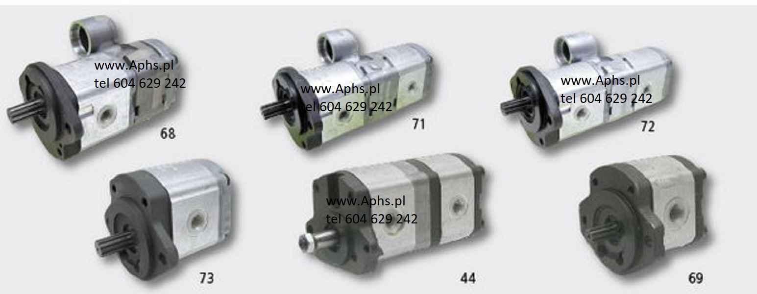 Pompa Hydrauliczna CIĄGNIKA Mc Cromick Bemowo - zdjęcie 2