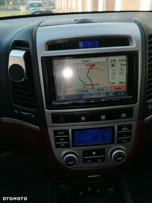 Hyundai Santa Fe 2.2 Lubin - zdjęcie 10