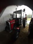 Sprzedam ciągnik MF 255 Kolonia Bobrowska Wola - zdjęcie 1