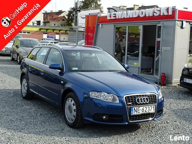 Audi A4 Benzyna Zarejestrowany Ubezpieczony Elbląg - zdjęcie 1