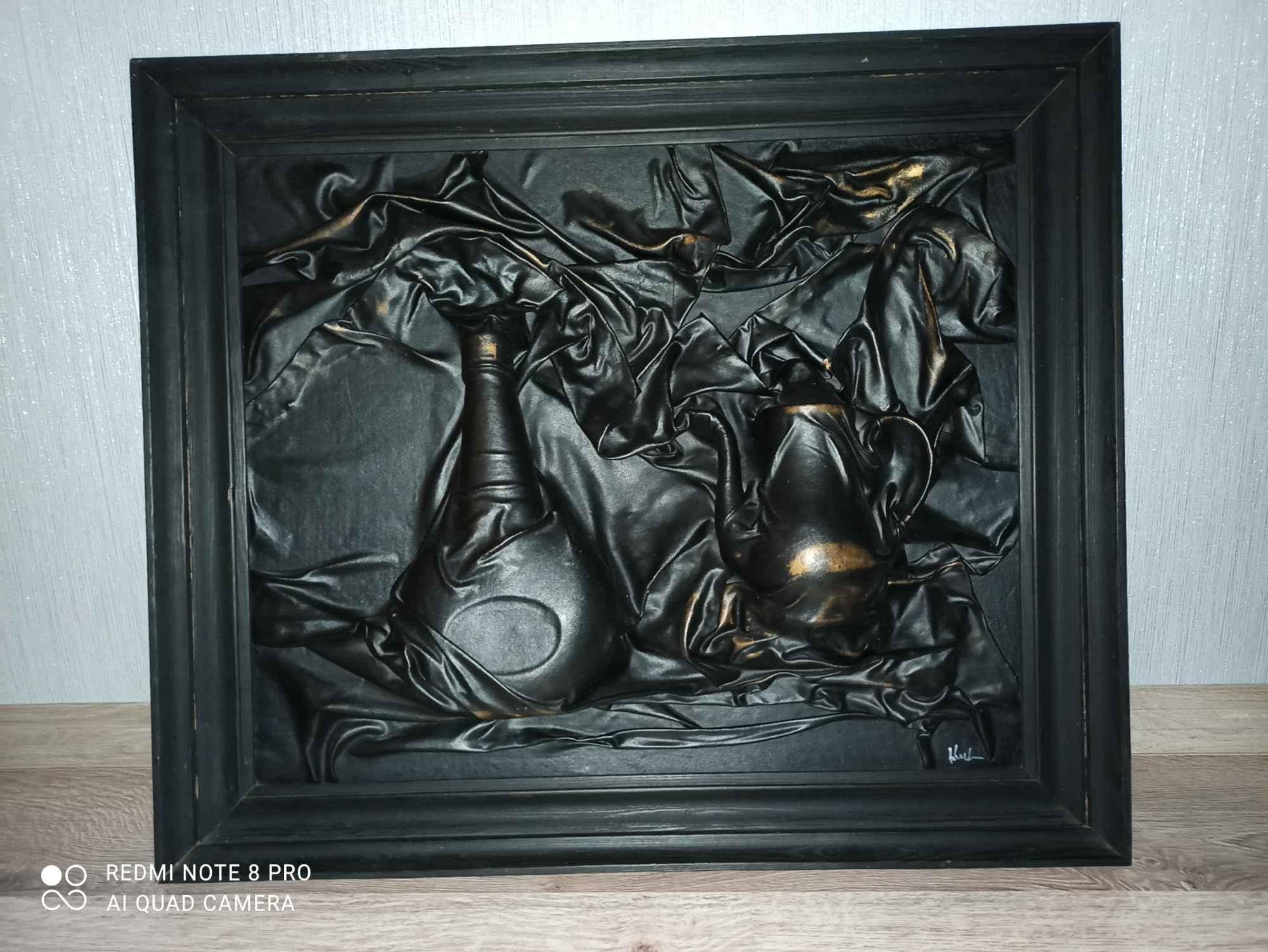 Obrazy ze skory ręcznie robione-kolekcja! Kłobuck - zdjęcie 4