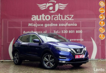 Nissan Qashqai Navigacja,kamery 360,sekwencja,panorama,Led. Warszawa - zdjęcie 1