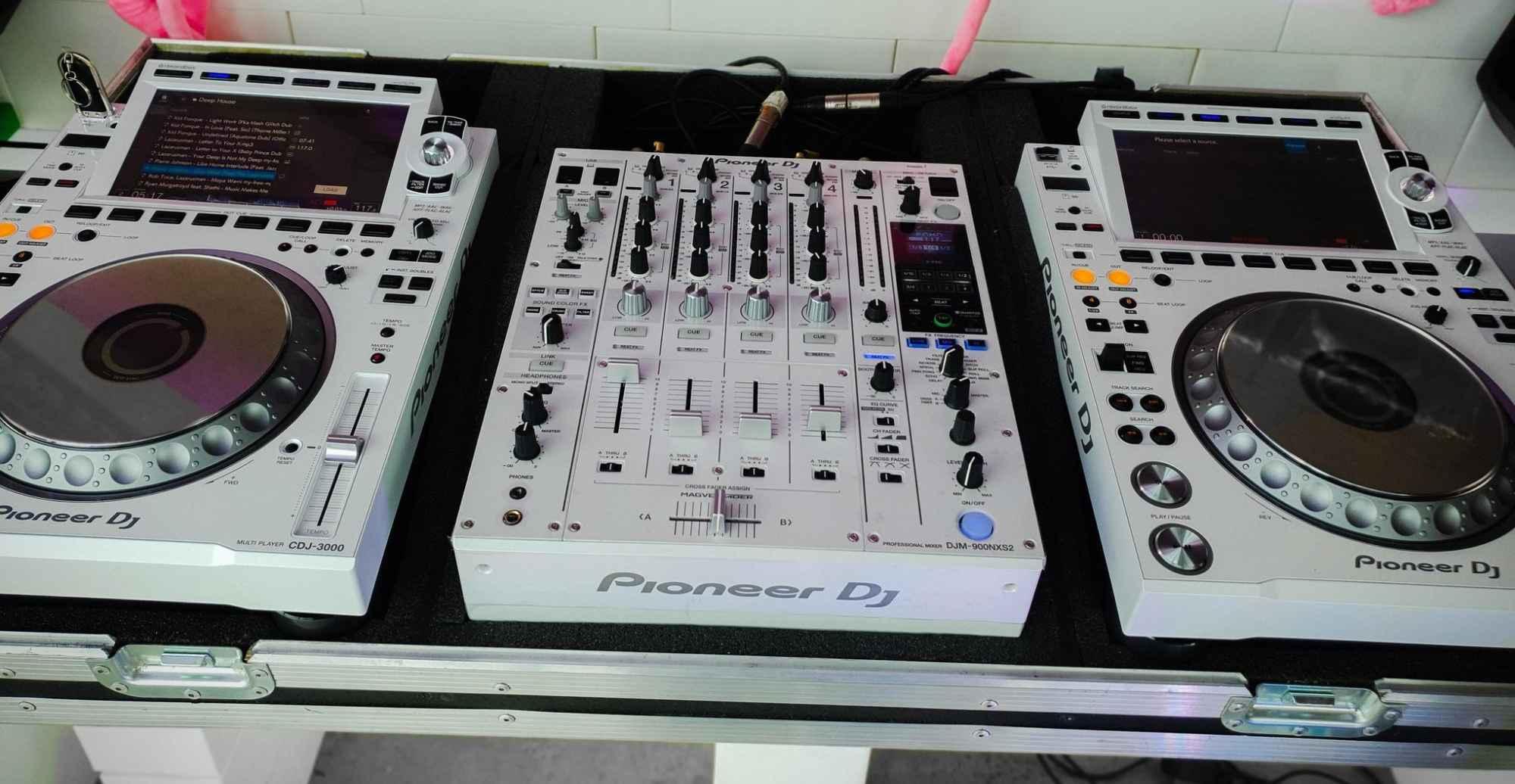 Pioneer ddj 1000,  Pioneer ddj sx3,Pioneer DDJ-FLX6, Pioneer CDJ-3000 Mokotów - zdjęcie 5