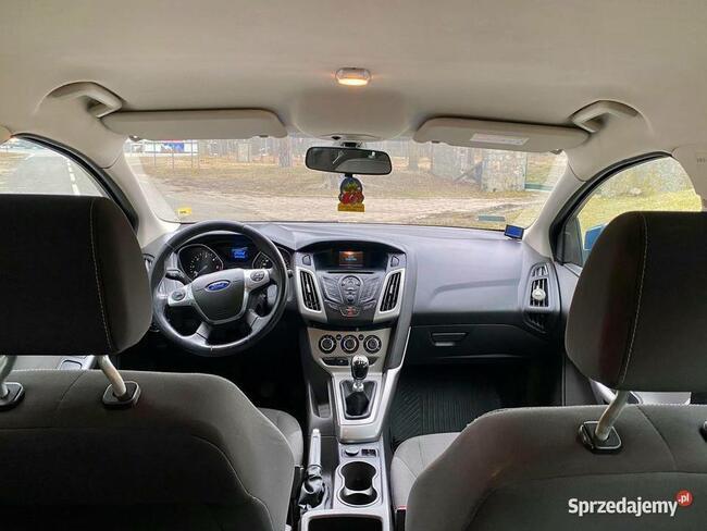 Ford Focus kombi 1,6 tdci Pewniak Wawer - zdjęcie 4