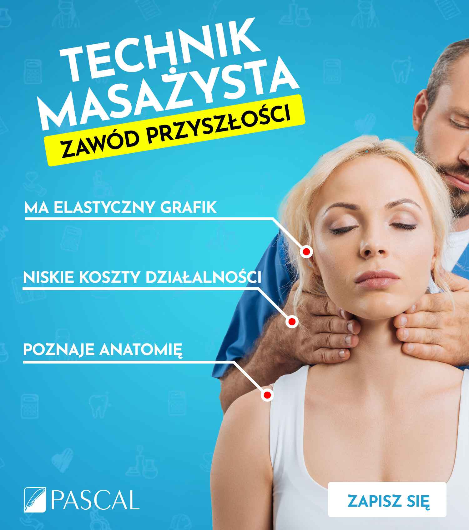 Kwalifikacje w zawodach medycznych za 0 zł ! Płock - zdjęcie 4