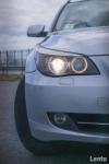 BMW E61 530XD LCI Polift Skóra DVD 4x4 BIXENON Duża navi Led Świdnik - zdjęcie 4