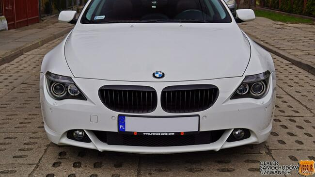 BMW 650 Japonia - Individual - Niski przebieg - Gwarancja Raty Zamiana Gdynia - zdjęcie 11