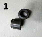 Części do żurawia ŻB 75/100, dźwig, elementy używane Luboń - zdjęcie 2