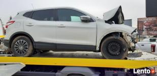 Sprzedam Nissan Qashqai Conect 1,6 benzyna 2016 uszkodzony Kraków - zdjęcie 2